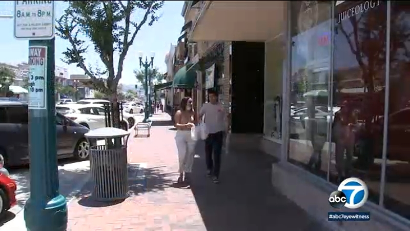 Are Socal Movie Theaters Open What S Open What S Closed This Weekend Amid Covid Pandemic Abc7 Los Angeles
