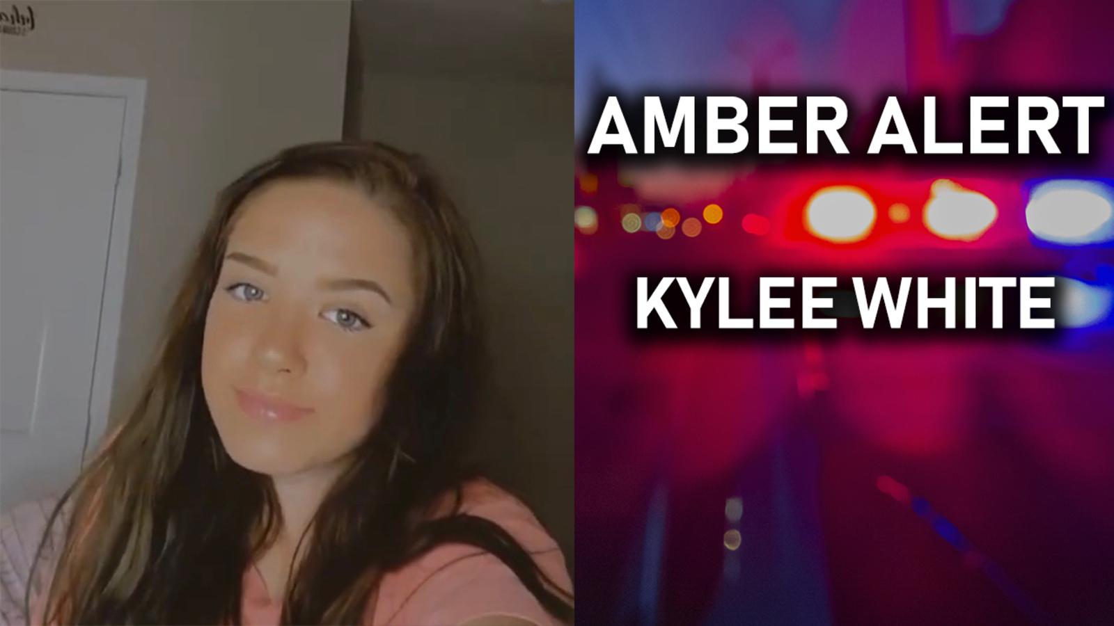 Amber Alert Canceled After Kylee Ann White Was Found In Somerville Abc13 Houston