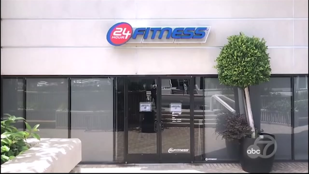 Coronavirus Impact 24 Hour Fitness Files For Chapter 11 Bankruptcy And Closes Over 130 Gyms Across The Us Including 13 Bay Area Locations Abc7 San Francisco