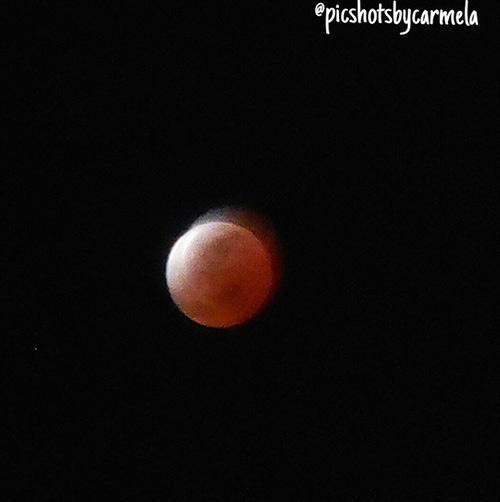 "<div class=""meta image-caption""><div class=""origin-logo origin-image kfsn""><span>KFSN</span></div><span class=""caption-text"">#abc30insider photos of the total lunar eclipse as seen across the Central Valley on Saturday, April 4, 2015. (@makeupbycarmela)</span></div>"