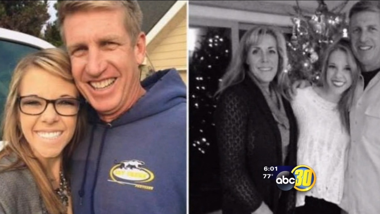 Injured Fresno Fire Captain Pete Dern now breathing on his own