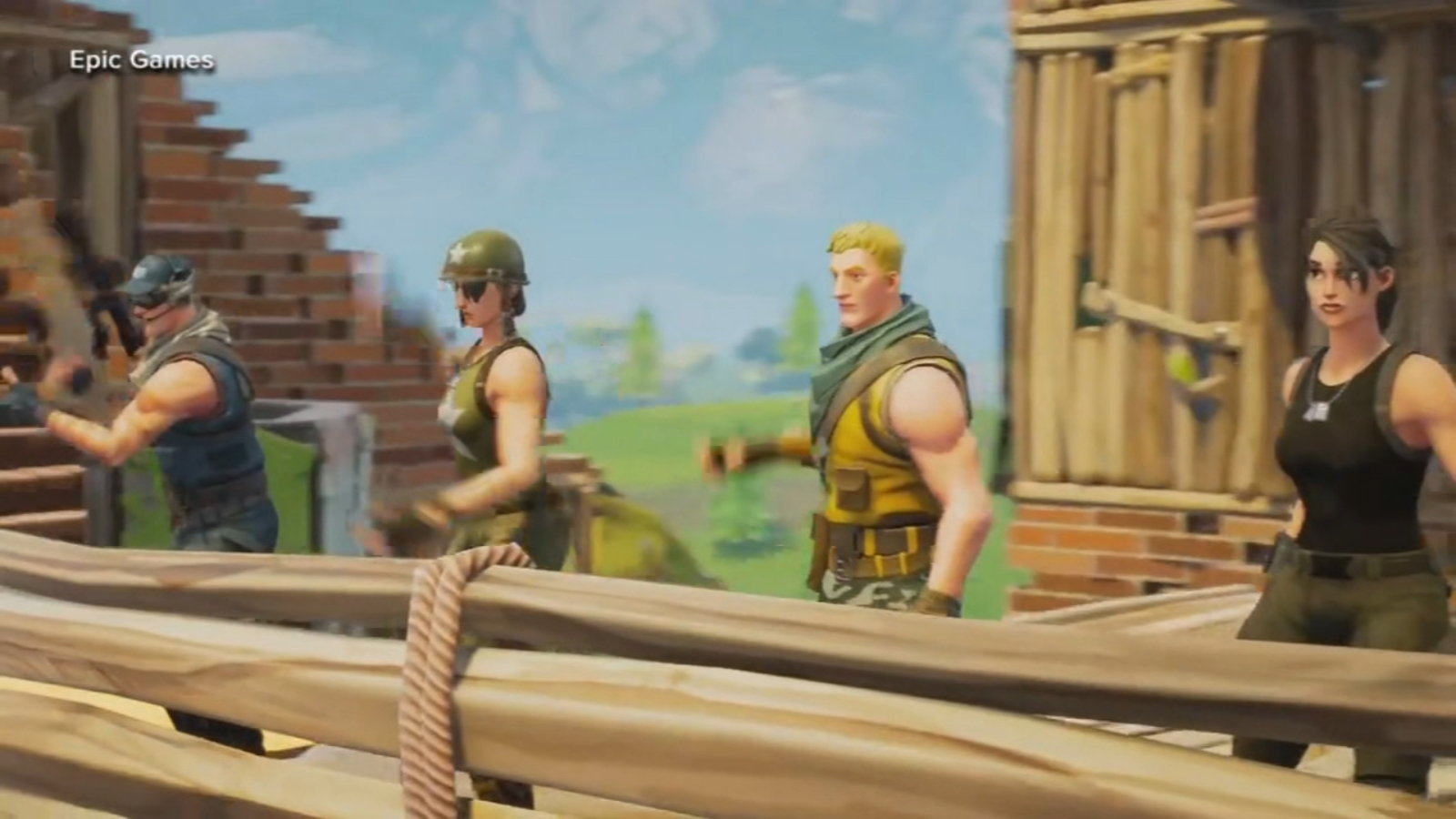 Epic Games Removes Police Cars From Fortnite Amid Worldwide Protests From Black Lives Matter Abc11 Raleigh Durham