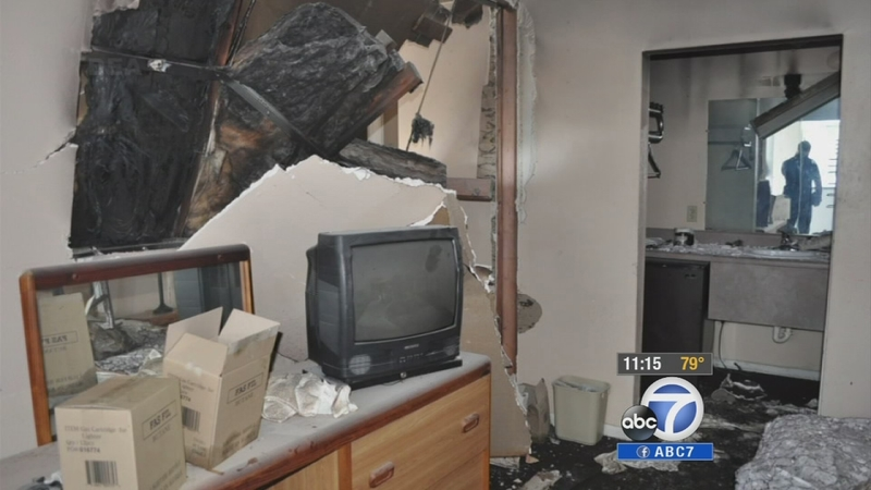 VIDEO: SoCal sees increase of hash oil lab explosions