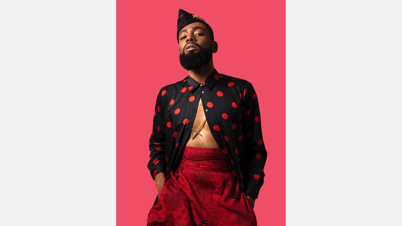 Philadelphia Designer Prajje Oscar Jean Baptiste Tackles Fashion And Activism Fyi Philly 6abc Philadelphia