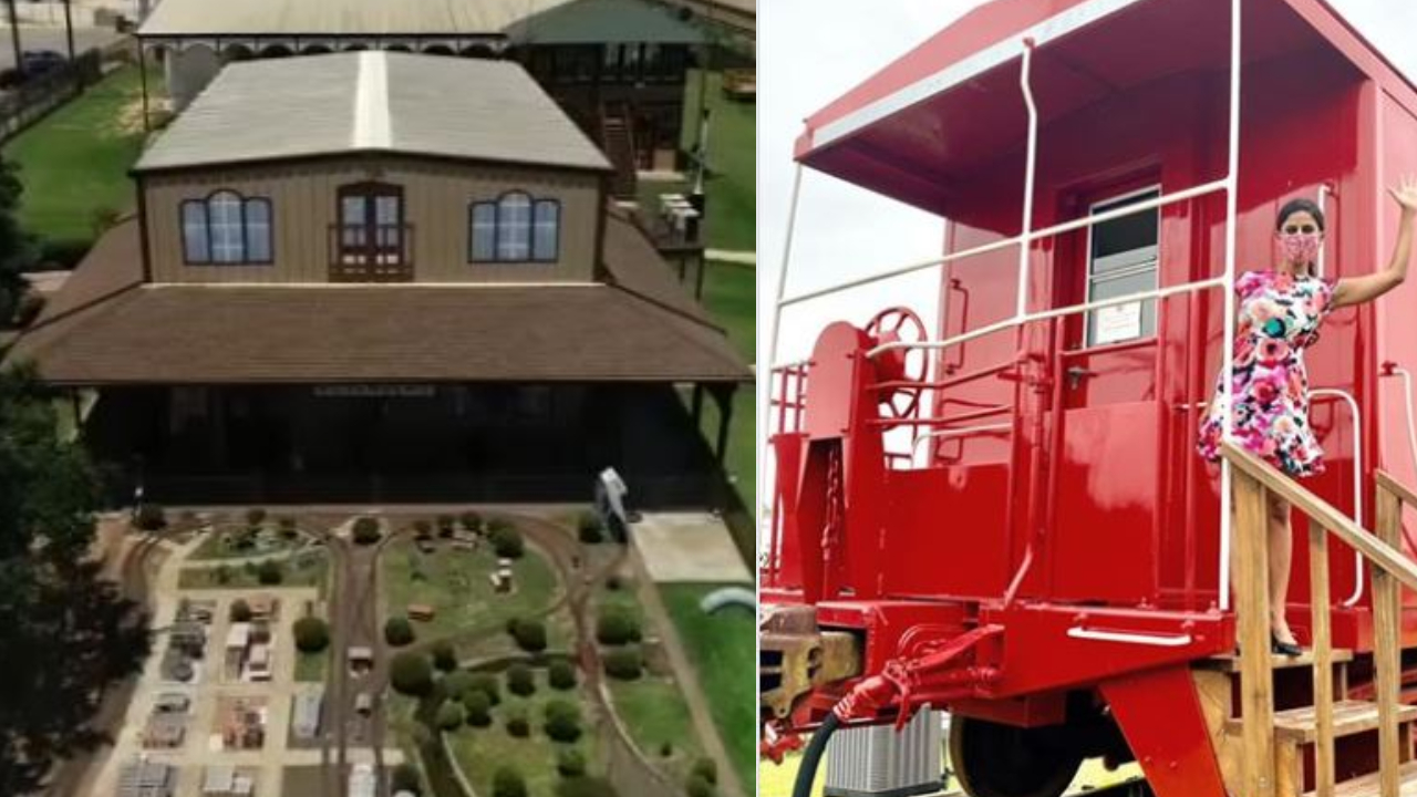 Step back in time at the Rosenberg Railroad Museum