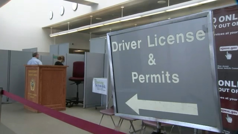Reopening Nj New Jersey Motor Vehicle Commission Open For Road