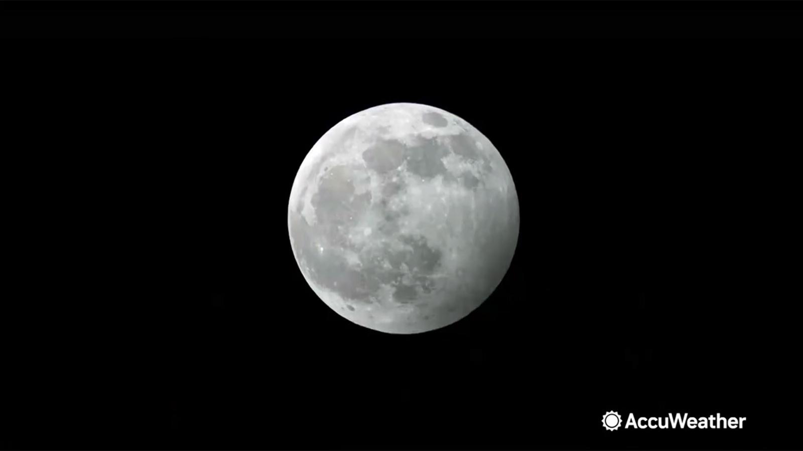 Lunar eclipse to darken the moon on Fourth of July - KABC-TV