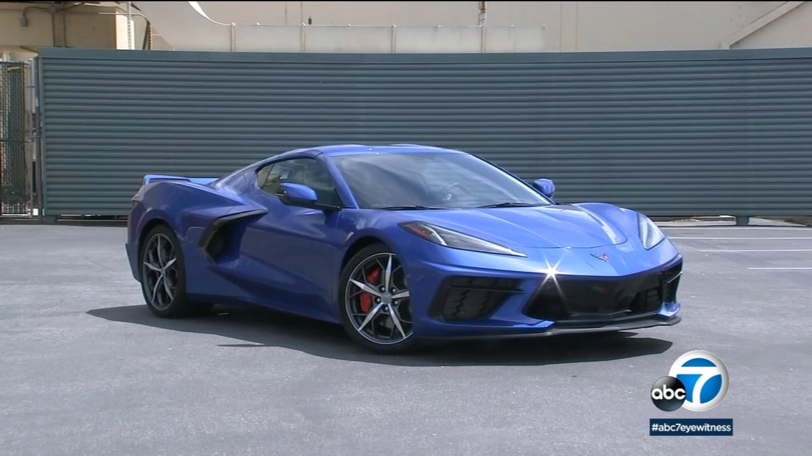New Corvette 2020: New Corvette back in production after delays from United  Auto Workers strike, then COVID-19 shutdown - ABC7 Los Angeles