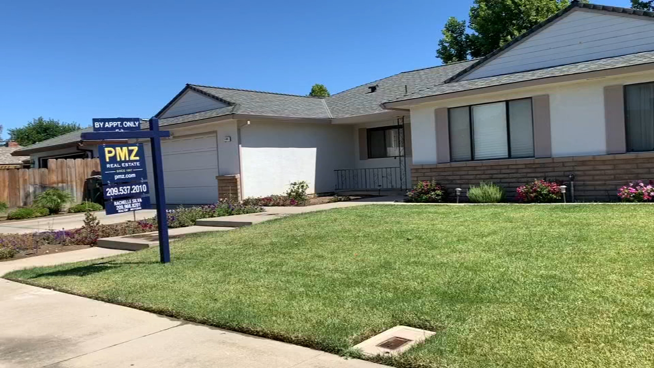 Fewer Homes For Sale In Merced County Due To Covid 19 Abc30 Fresno