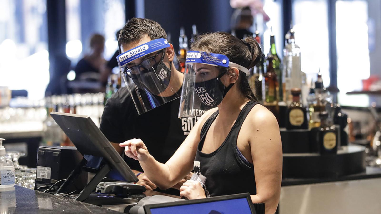 Will sporting masks assist California squash 2nd coronavirus surge? UCSF's Dr. Wachter explains - KGO-TV thumbnail