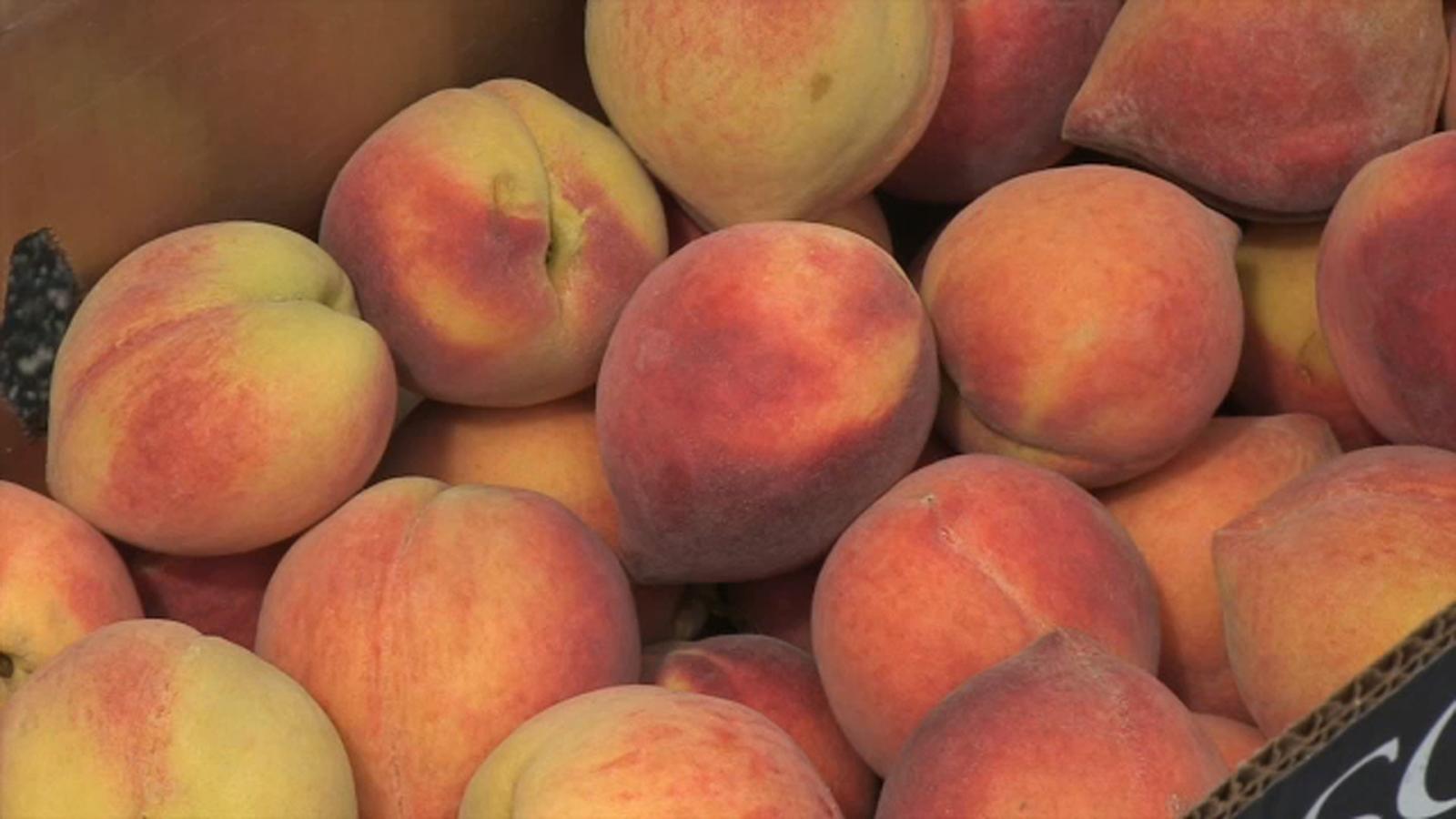 Chicago peach