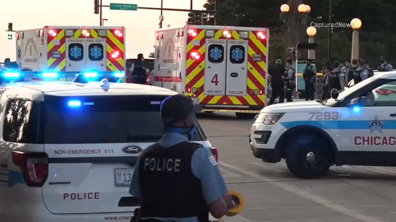 Chicago July 4th: 22 shot, 3 fatally, in weekend violence so far, police say