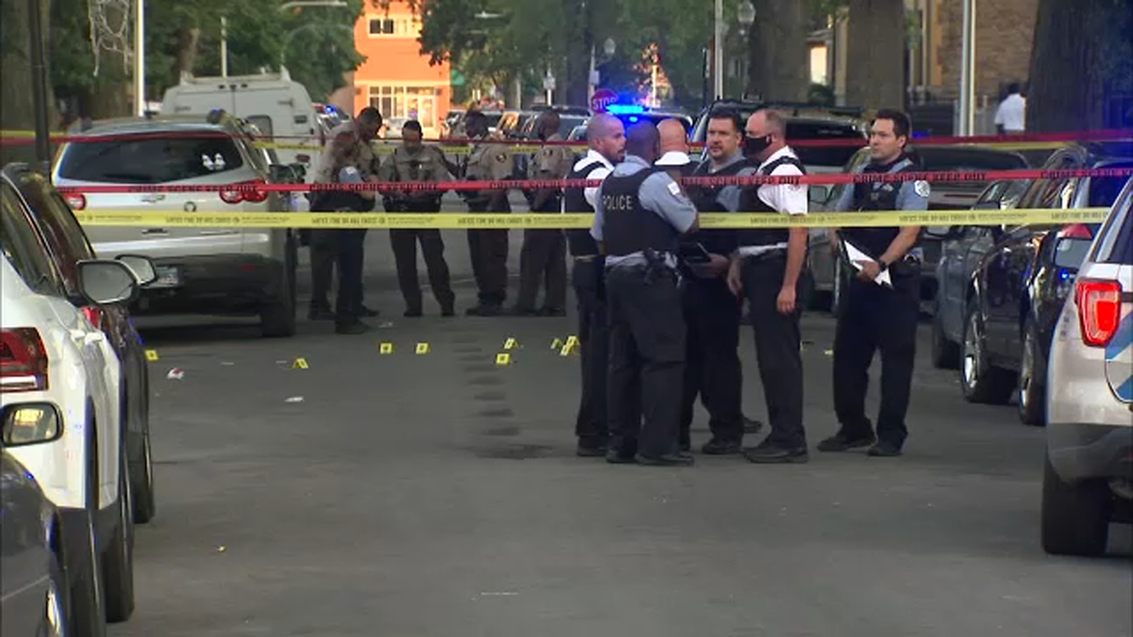 Chicago July 4th: At least 22 shot, 4 fatally, in weekend violence so far, police say