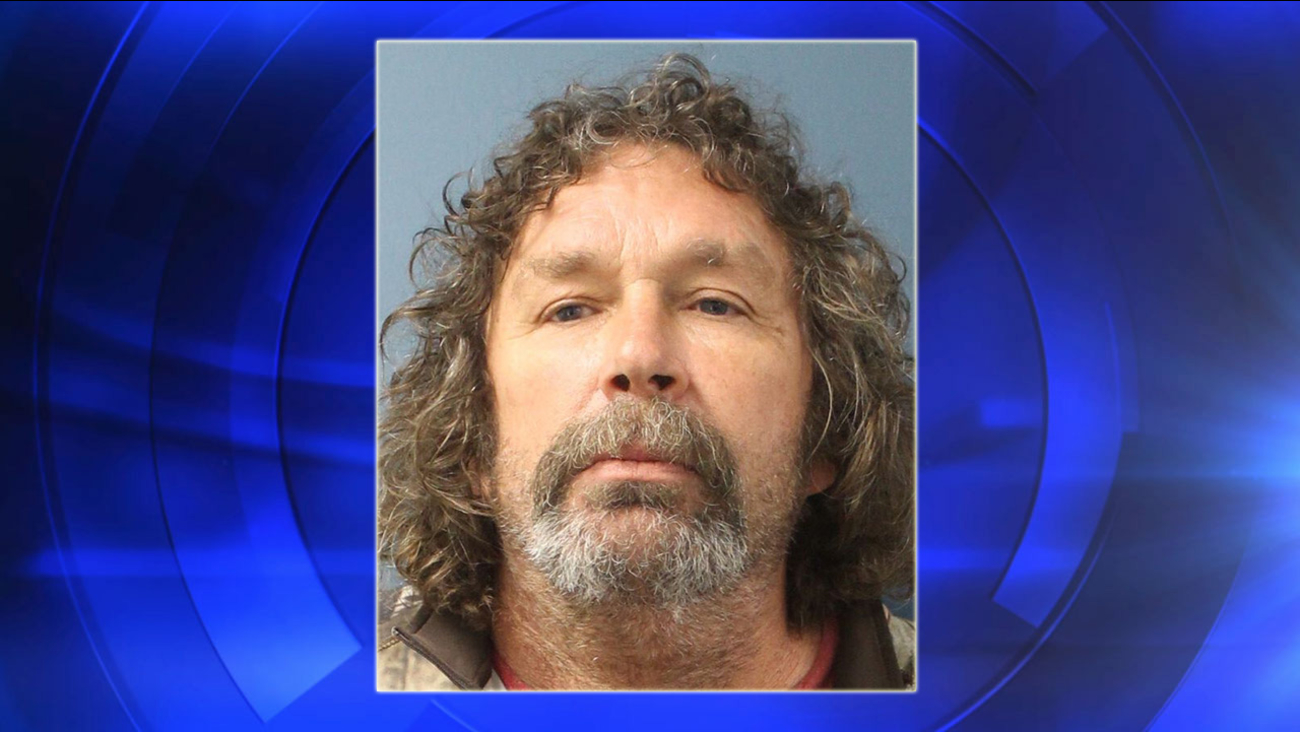 John Litchfield, 53, is seen in this booking photo.
