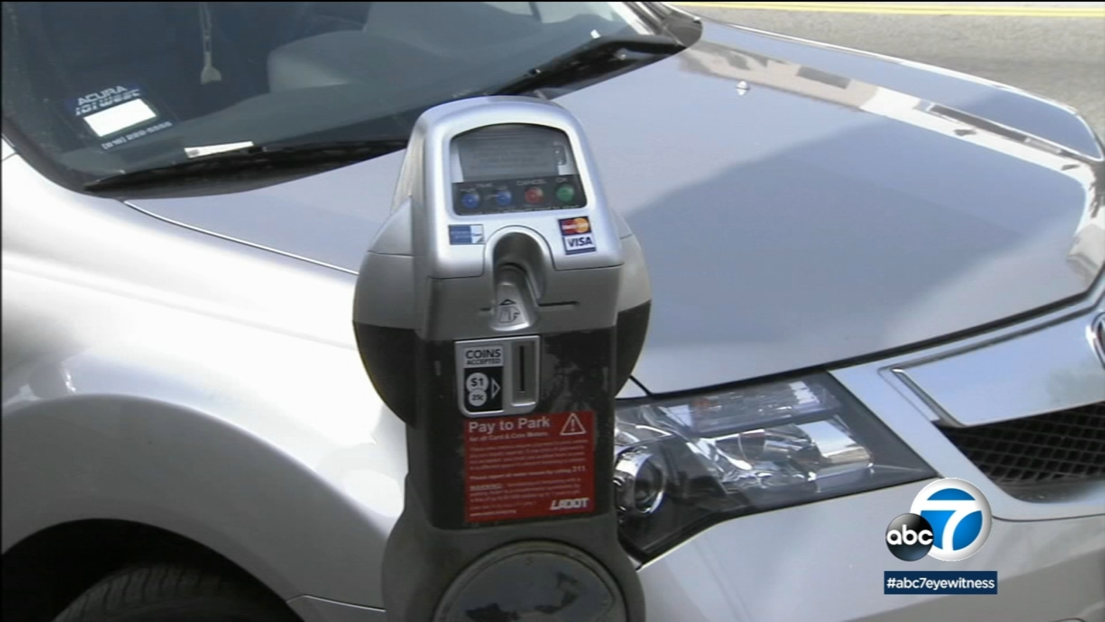 Los Angeles Parking Tickets Enforcement Resumes After Monthslong Reprieve Due To Covid Pandemic Abc7 Los Angeles
