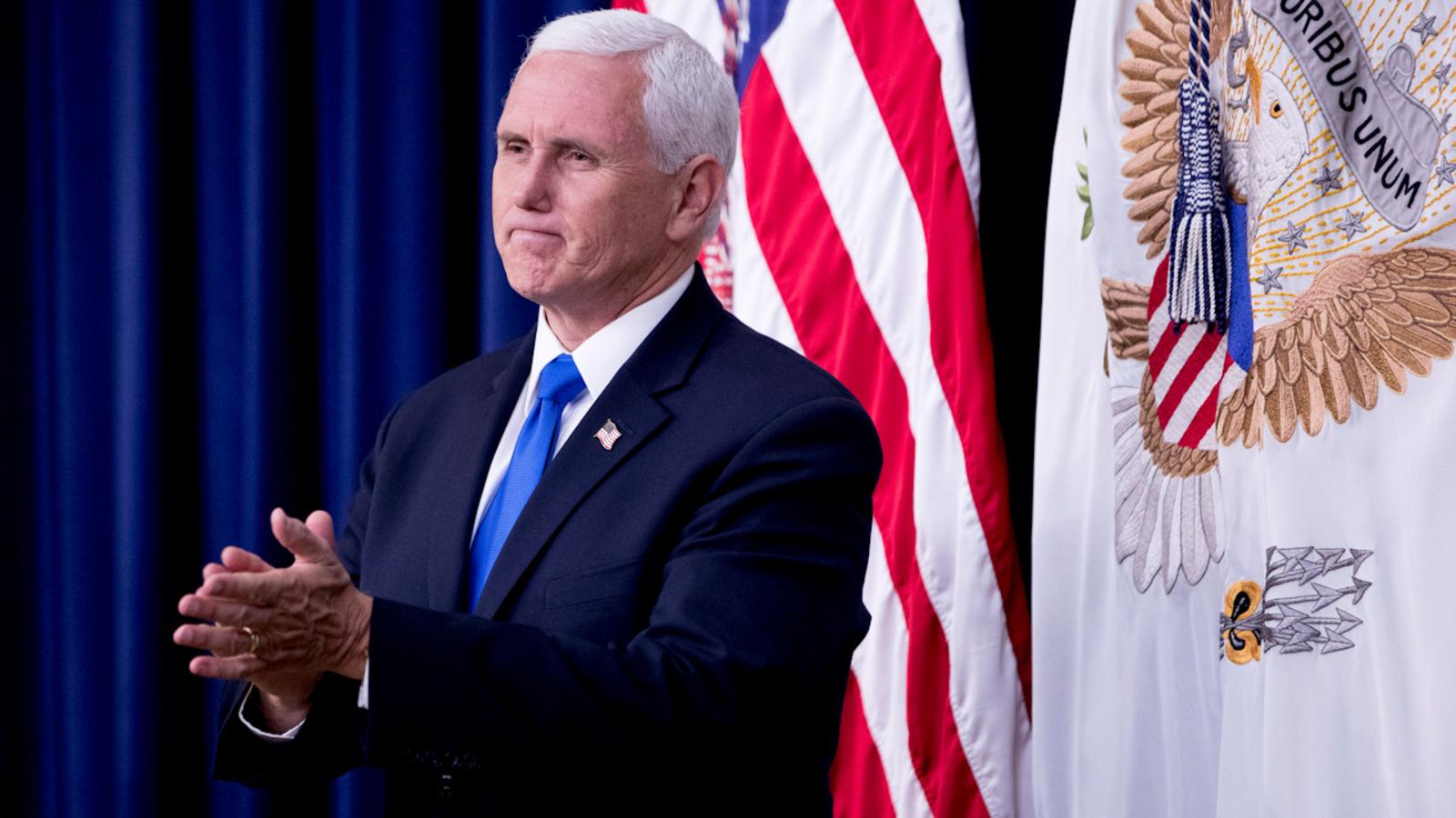 VP Mike Pence to visit Malvern company, Philadelphia FOP this week