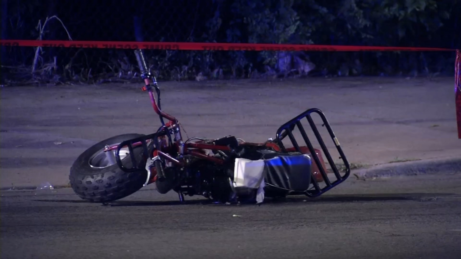 Unmarked Chicago police car hits, kills man on motorized scooter in West Pullman