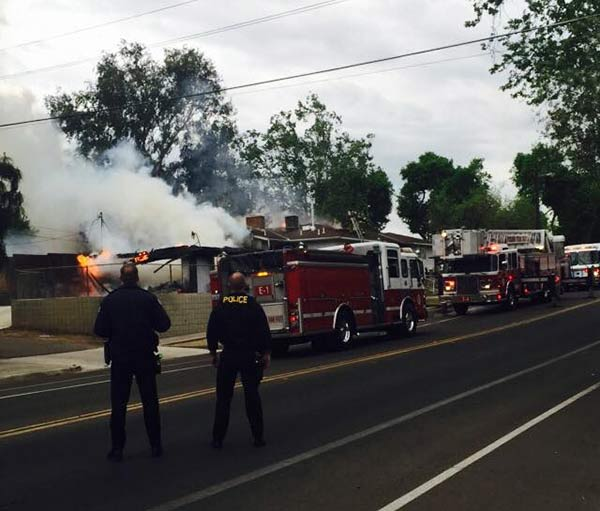 "<div class=""meta image-caption""><div class=""origin-logo origin-image kfsn""><span>KFSN</span></div><span class=""caption-text"">A fire broke out at a home in the area of Tulare Street and Waterman Avenue in Southwest Fresno on Sunday, April 5, 2015. (Albert Samaniego)</span></div>"