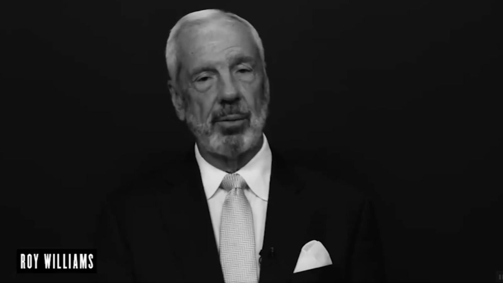 Powerful social-justice video by UNC basketball greats began with an idea from Roy Williams