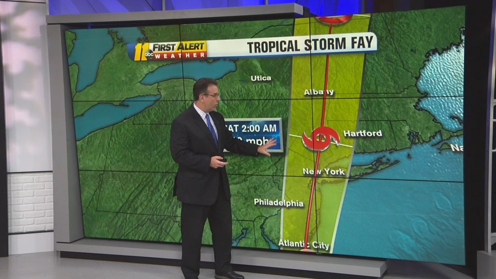 tropical storm fay - photo #12