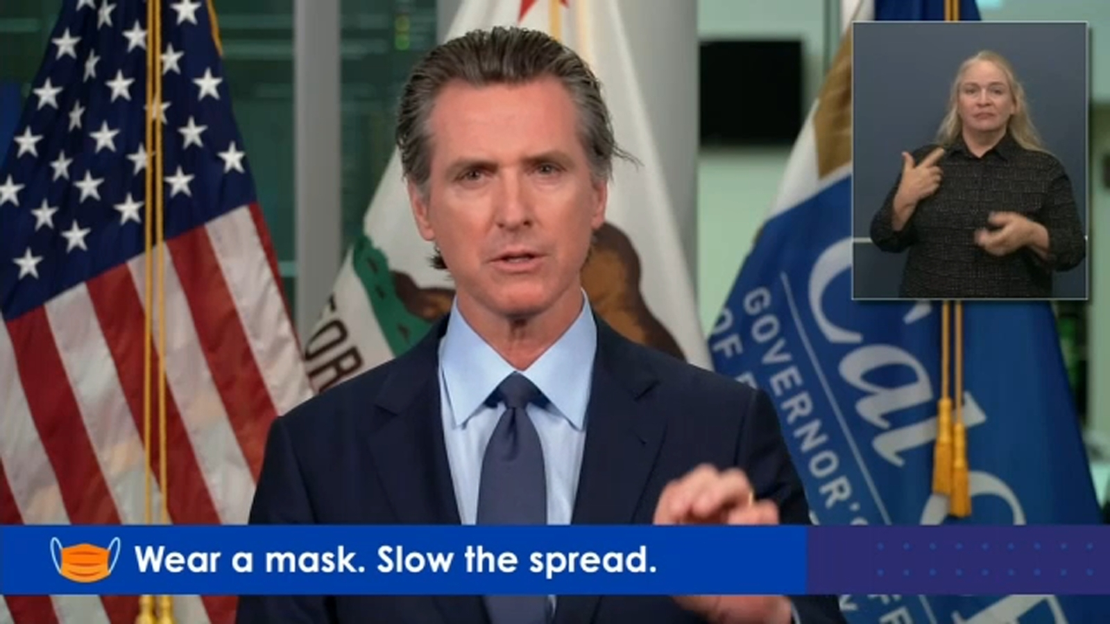 California closures: What Gov. Newsom's announcement means for every Bay Area county