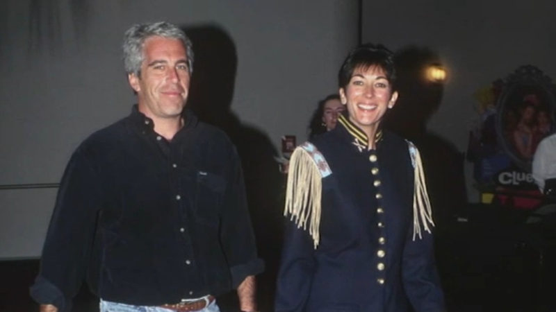 New details in arrest of Jeffrey Epstein's ex-girlfriend Ghislaine Maxwell;  bail set for Tuesday - ABC7 New York