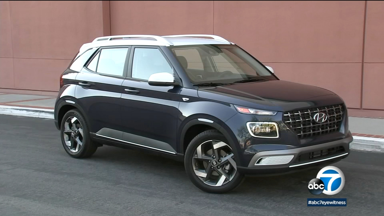 New 2020 Suvs Are Road Trip Ready Thanks To Features Good Fuel Economy Abc7 Los Angeles