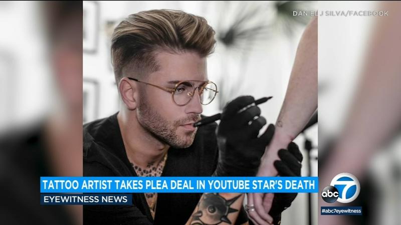 Corey La Barrie Death Ink Master Star Daniel Silva Agrees To Manslaughter Plea In Valley Village Crash Abc7 Los Angeles