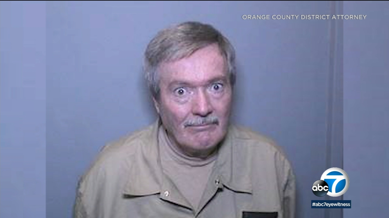 Sex offender in orange county