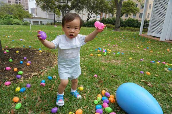 "<div class=""meta image-caption""><div class=""origin-logo origin-image none""><span>none</span></div><span class=""caption-text"">Miya Shay's baby Winston at his Easter egg hunt (KTRK Photo)</span></div>"
