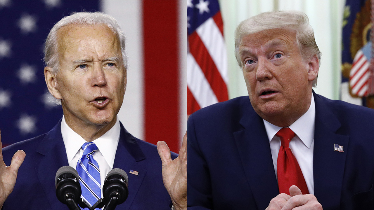 2020 election: Russia acting against Biden; China opposes Trump, according  to US intel - ABC7 San Francisco