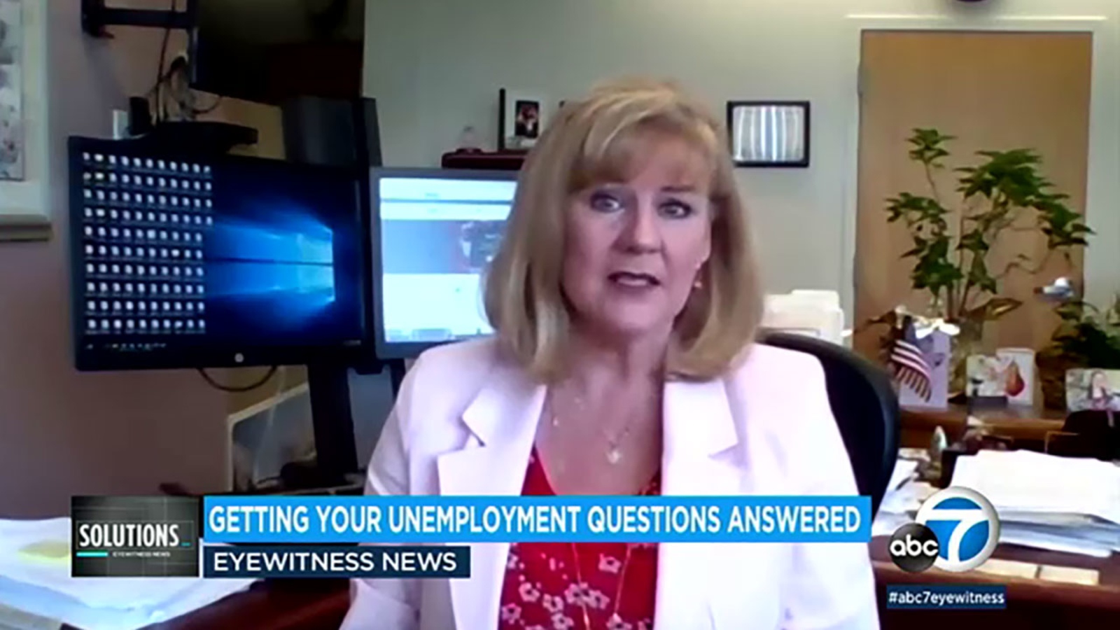 Edd Q A Why Is It So Difficult To Get Help With Ca Unemployment Benefits Abc7 Los Angeles