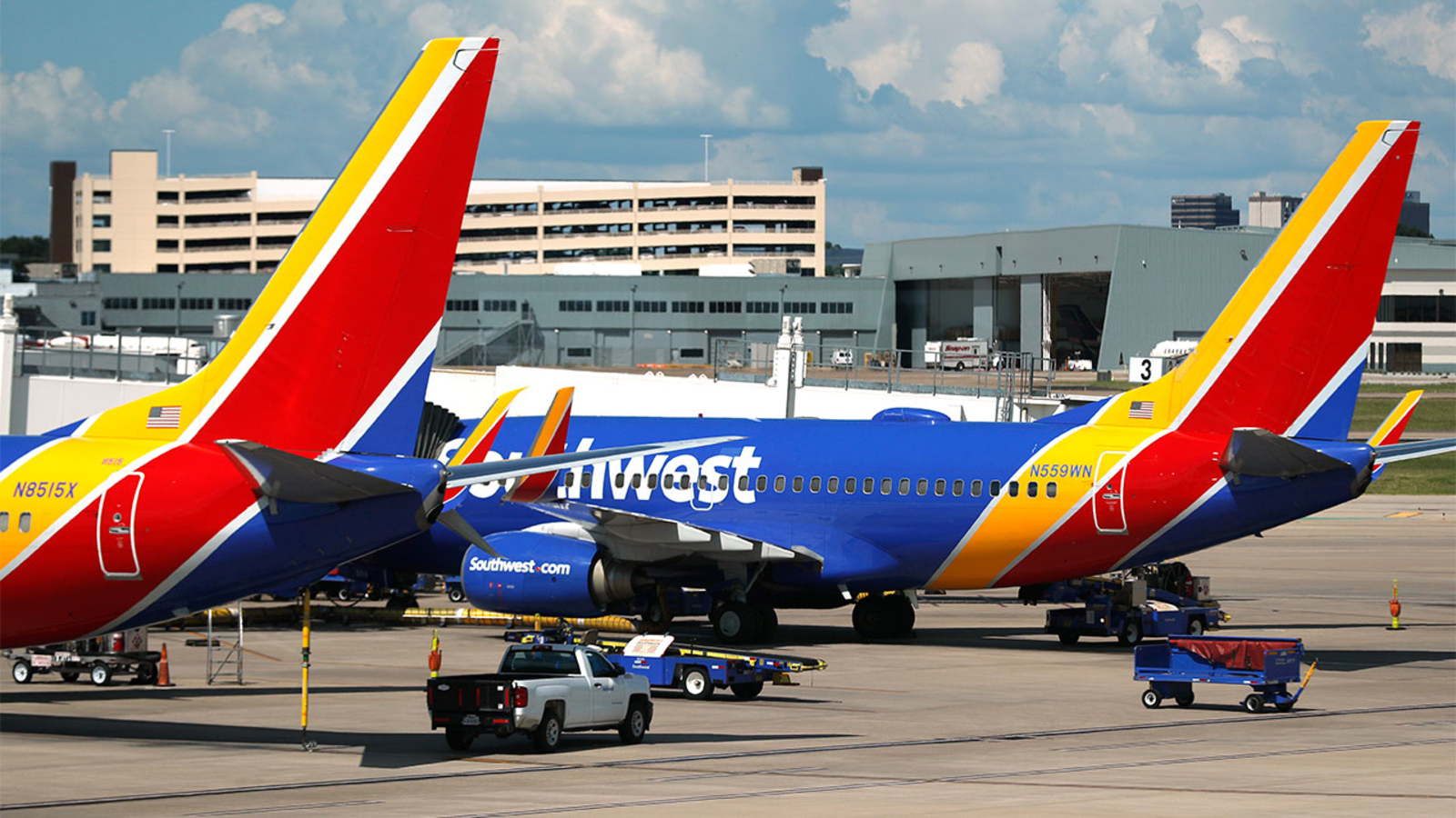 Southwest Airlines offering $29 ticket from Houston to New Orleans this spring