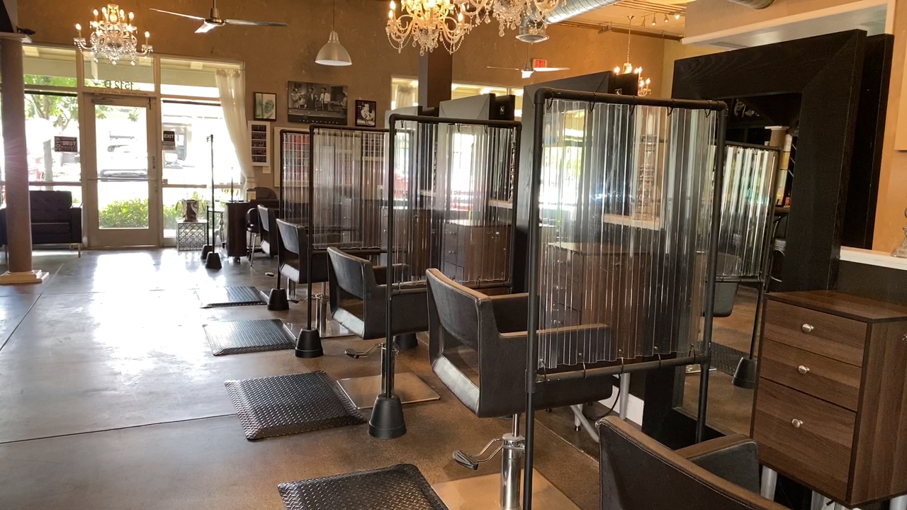This Is Not Going To Work San Francisco Bay Area Hair Salon Choosing Not To Reopen Outdoors Amid Coronavirus Pandemic Abc7 San Francisco