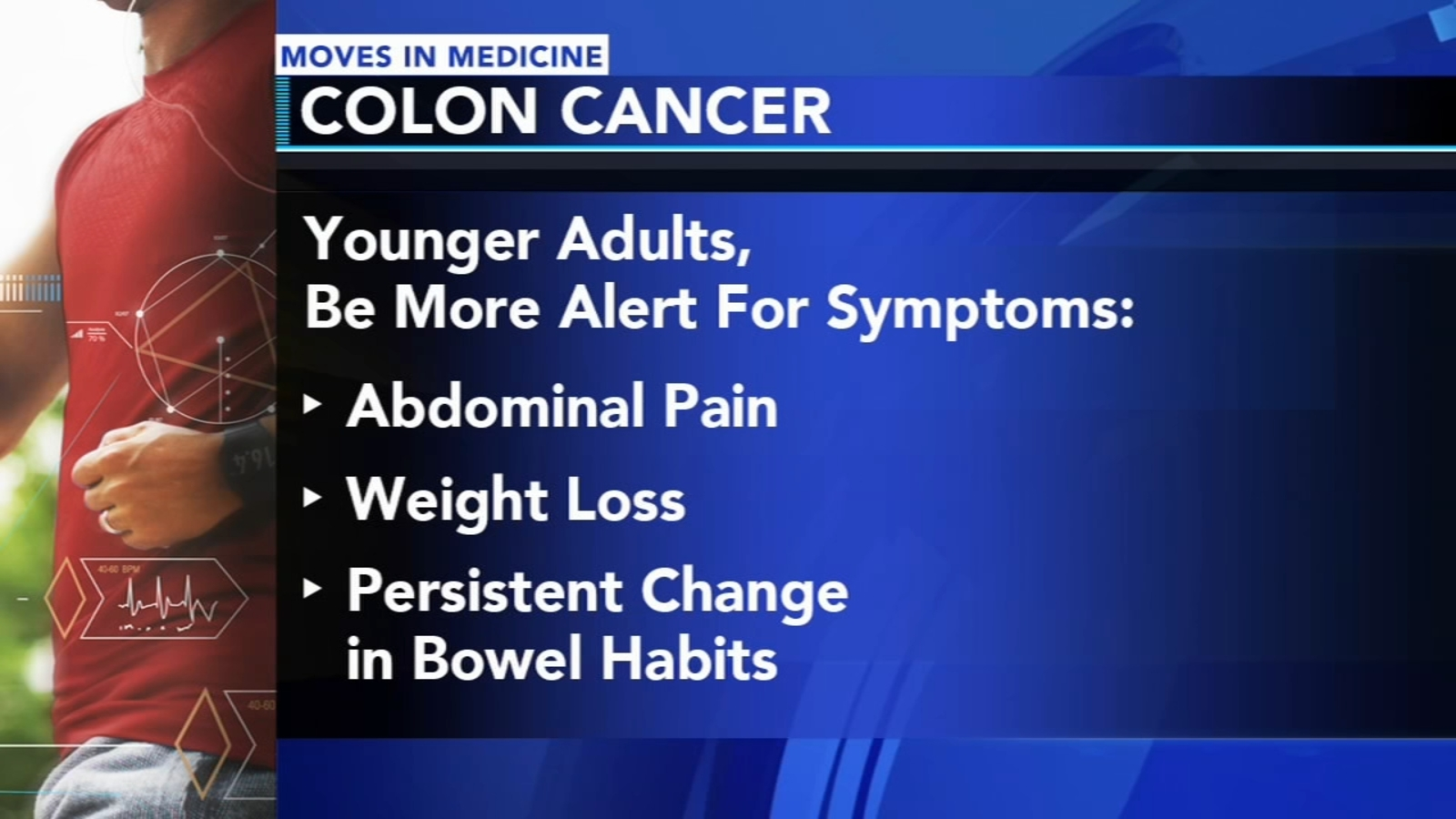 Young Adults Are Not Immune From Colorectal Cancer Should Seek 6abc Philadelphia