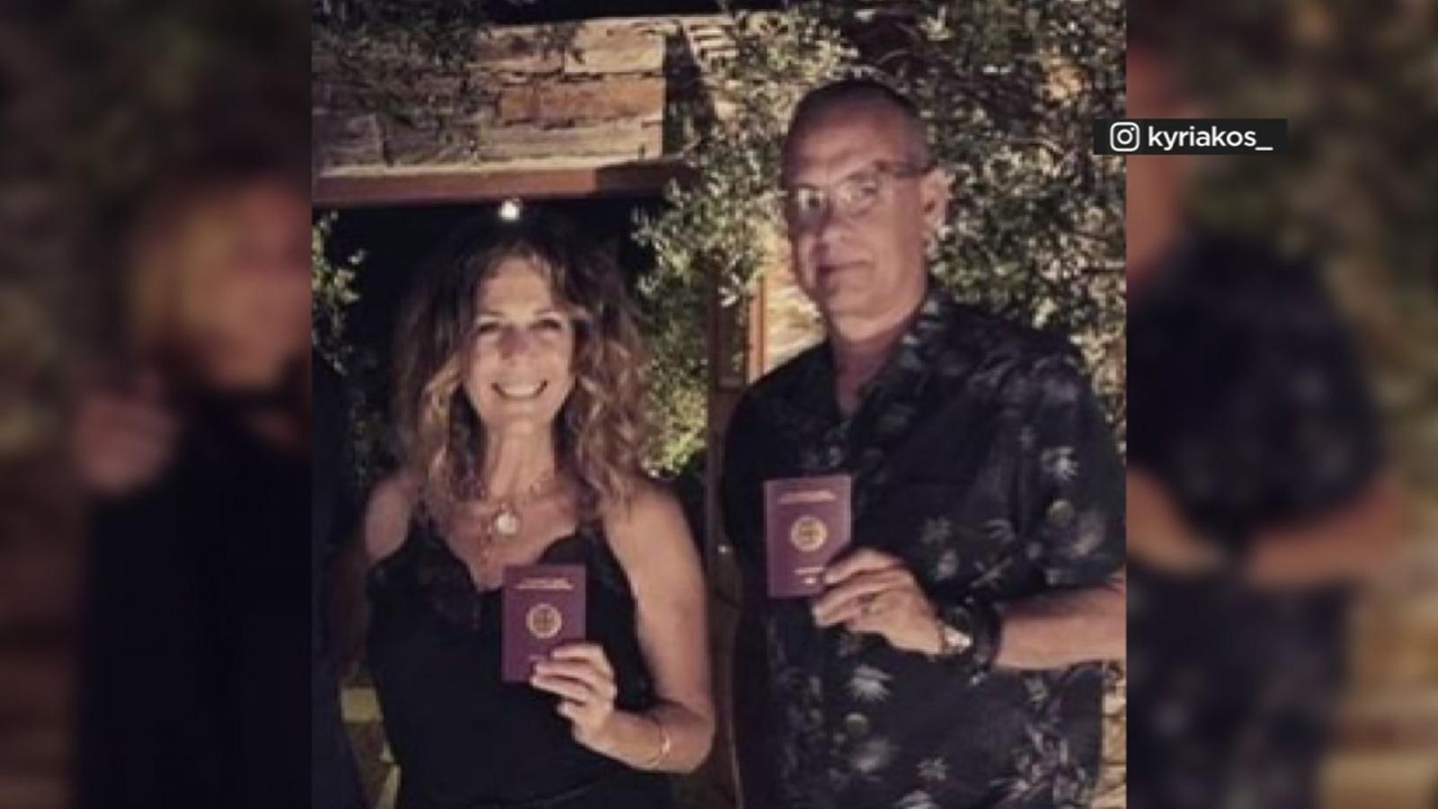 Tom Hanks, Rita Wilson officially become Greek citizens ...