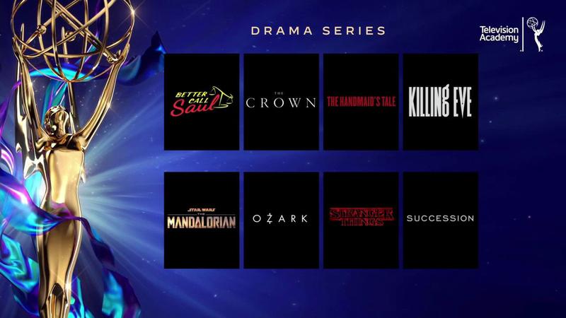 2020 Emmy nomination snubs, surprises: 'The Mandalorian,' Quibi ...