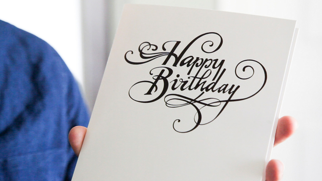 Cool Prank Happy Birthday Card That Never Stops Singing Will Drive