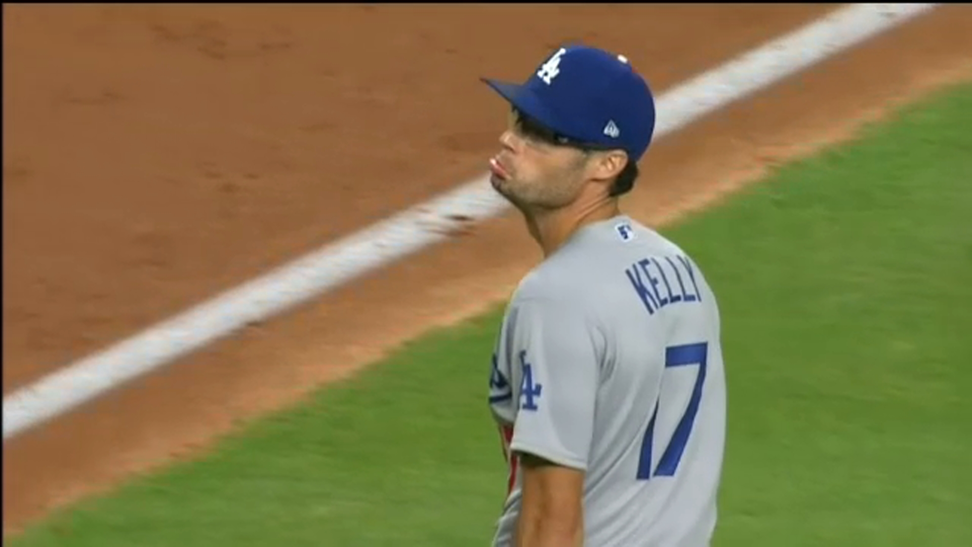 Dodgers Joe Kelly Has Suspension Reduced To 5 Games On Appeal After Bench Clearing Incident With Houston Abc7 Los Angeles Joe kelly was able to get the final out despite issuing two walks on wednesday to pick up a save in game 2 of the nlds. dodgers kelly suspended for 8 games after astros incident