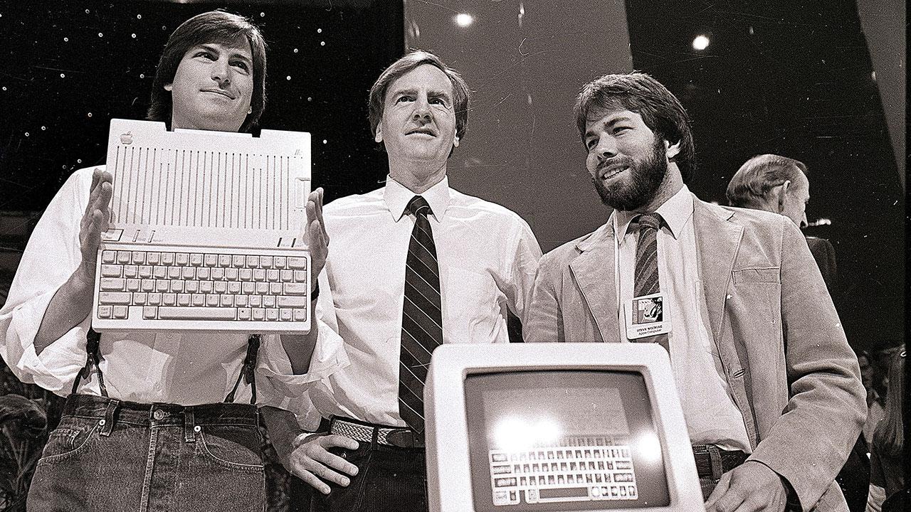 Steve Woznia