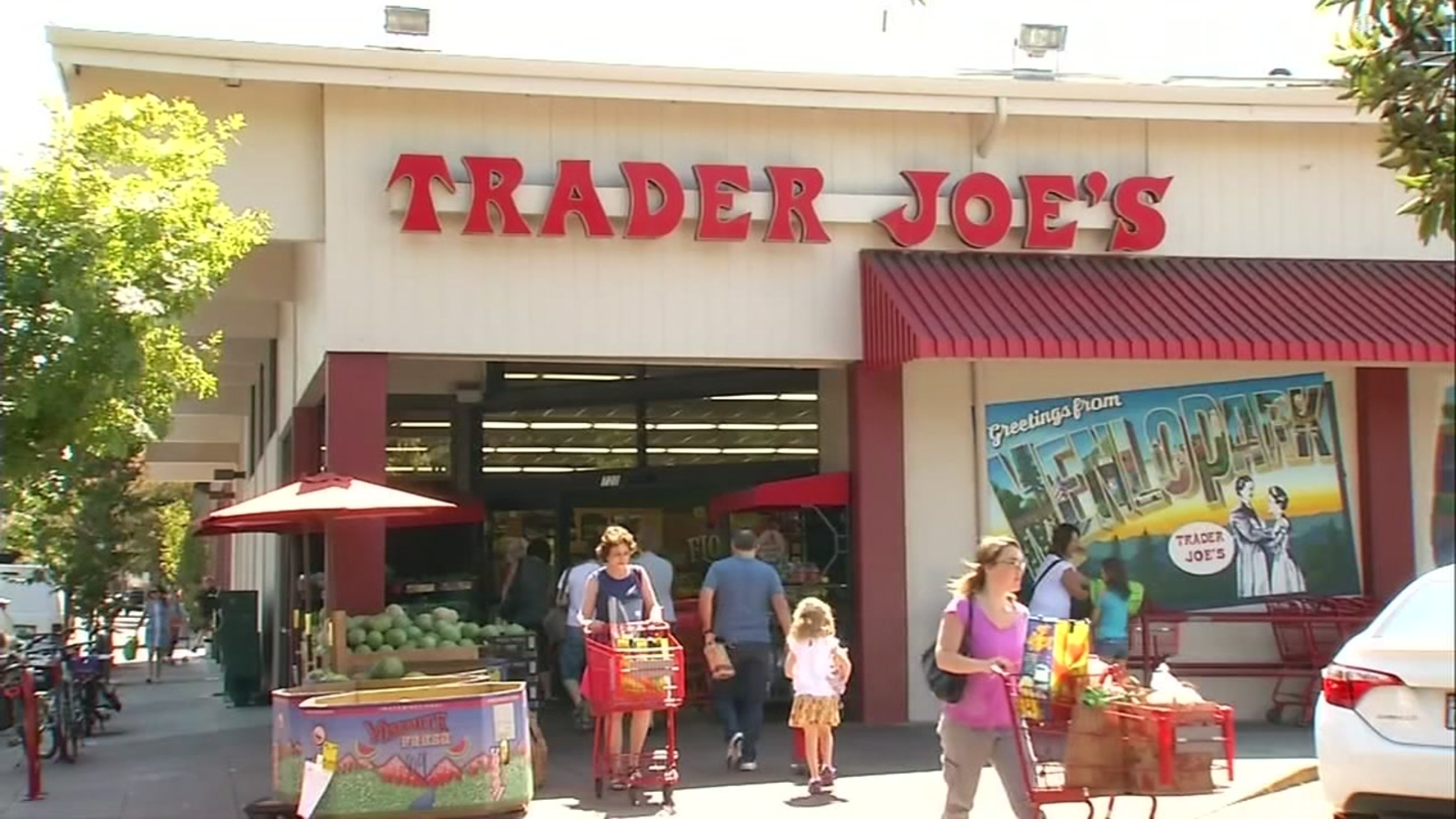 Trader Joe's says it will not rebrand ethnic food labels despite petition calling names racist
