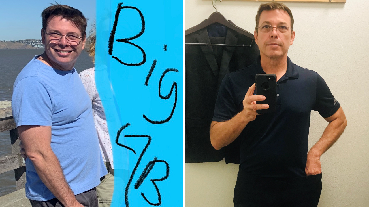 Abc13 Reporter Jeff Ehling Shares Secrets To His Nearly 40 Pound Weight Loss Journey Abc13 Houston
