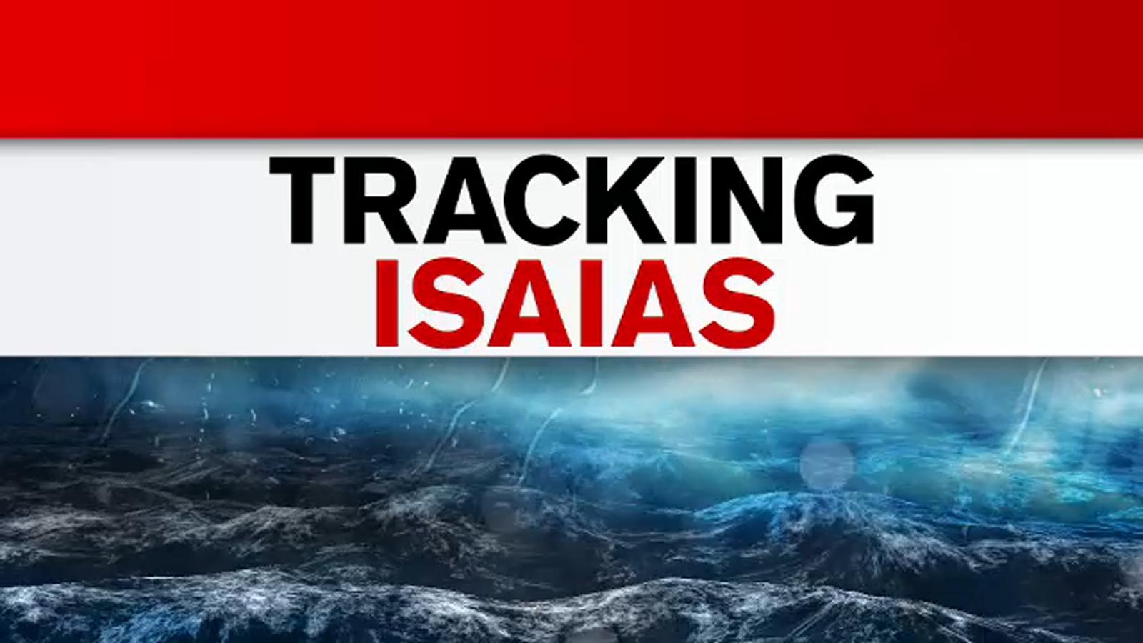 Hurricane Isaias track: Warning issued for Florida; Carolinas ...
