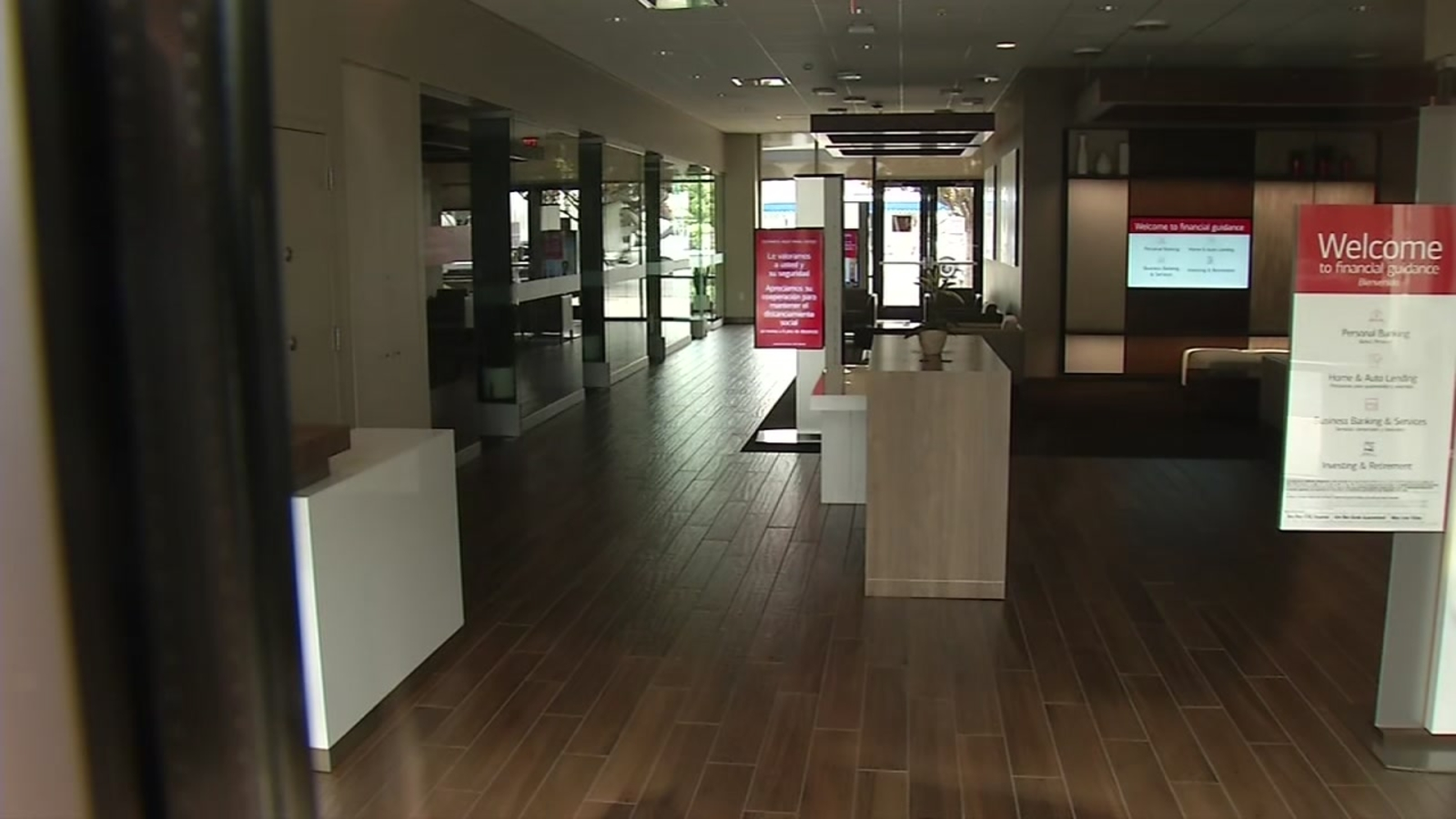 Many Bay Area banks temporarily closed, impacting customers due to COVID-19