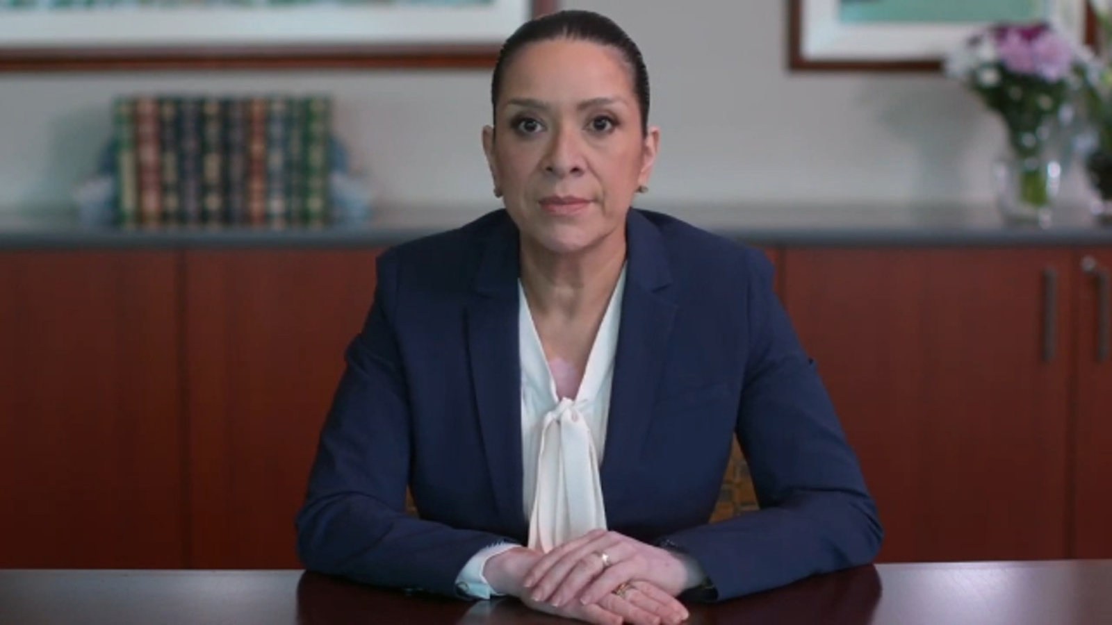 Federal Judge Esther Salas, whose son was killed and husband shot, speaks out