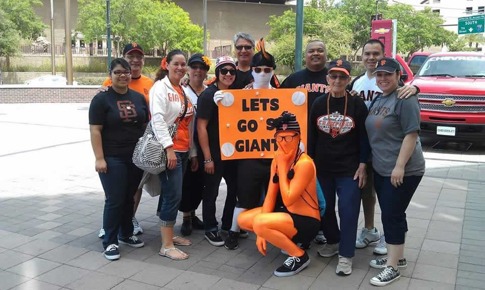 "<div class=""meta image-caption""><div class=""origin-logo origin-image none""><span>none</span></div><span class=""caption-text"">Let's go Giants! Send your SF Giants pride photos to ABC7 News and we may share them on TV or online! (Photo submitted to KGO-TV by Angie D./Facebook)</span></div>"