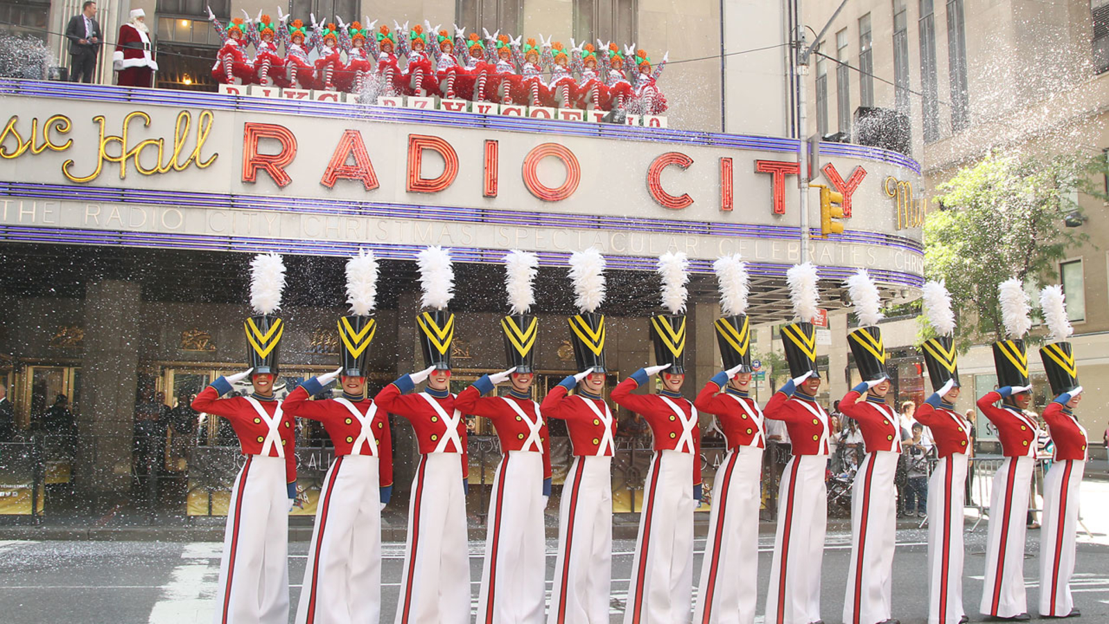 2020 Radio City Christmas Spectacular COVID NYC Update: 2020 Radio City Christmas Spectacular canceled