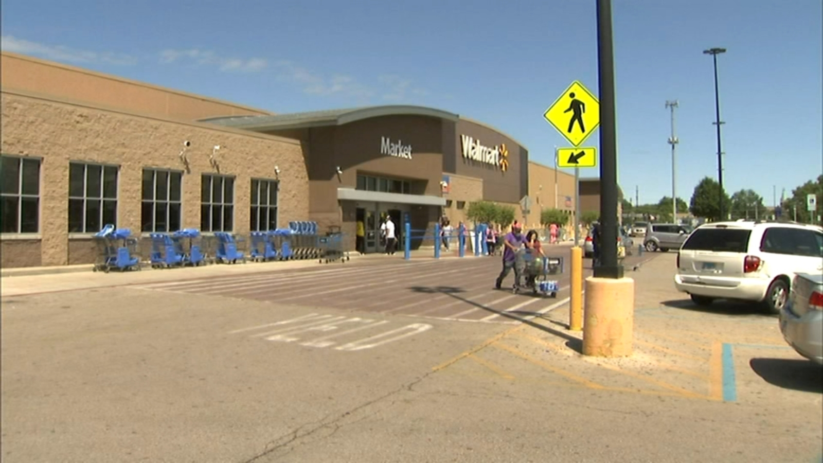 Some Walmart customers upset about new return policy