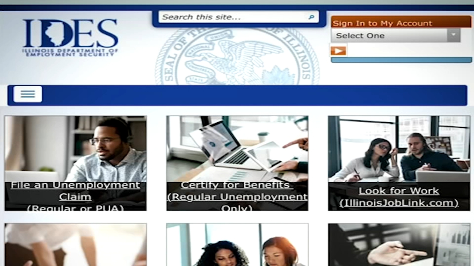 Some report Illinois unemployment benefits are going into accounts they know nothing about