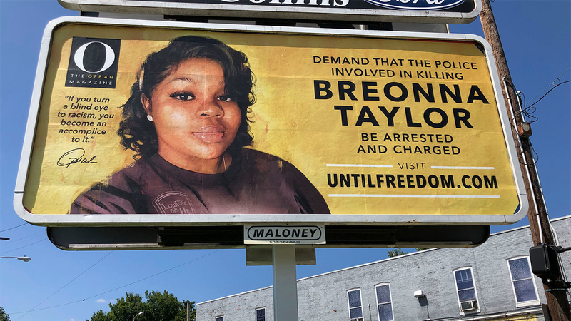Breonna Taylor announcement: Louisville police declare state of emergency  ahead of decision on police shooting indictment - ABC7 Chicago